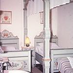 Bedroom in Pension-Oberammergau