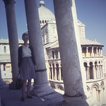 Mary in the Leaning Tower