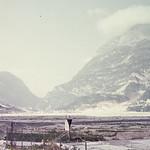 Langarone-ravaged valley
