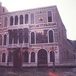 Along the Grand Canal-Venice