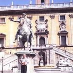 Mr. Manning & Marcus Amelius-Rome