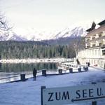 Eibsee Hotel & Lake