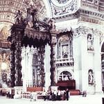 Citta Del Vaticano-Basilica S. Pietro-Veduta di un Transetto