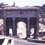Arch of Septemius Severus