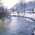 River between Garmisch & Eibsee
