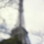 Eiffel Tower (blurry)