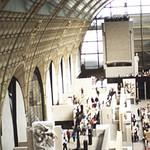 Musee D' Orsay-Interior