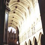 Church of St. Severin & cloister + gargoyles