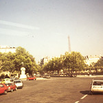 Tour Eiffel from afar